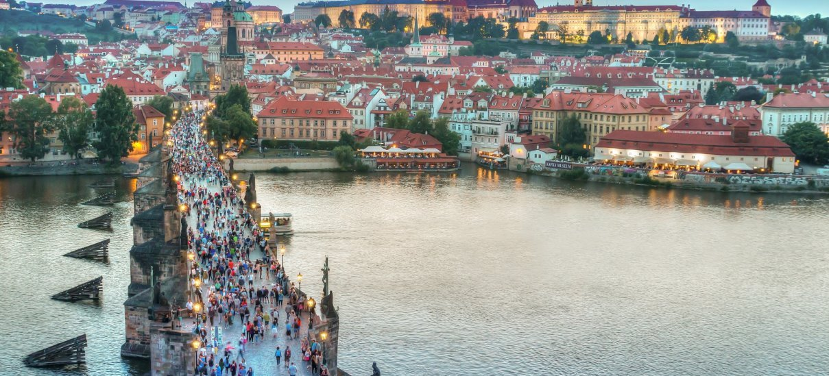 Meet travelers, discover the real Czech Republic