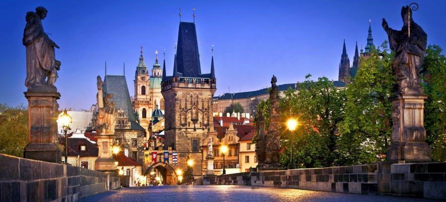Charles Bridge International Hostel, Prague, Czech Republic
