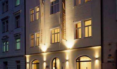 cool hotels and hostels in Prague, Czech Republic