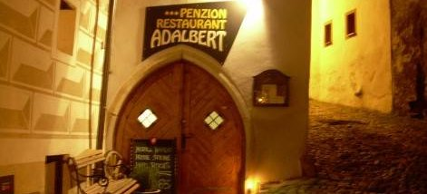 Pension Adalbert, Cesky Krumlov, Czech Republic