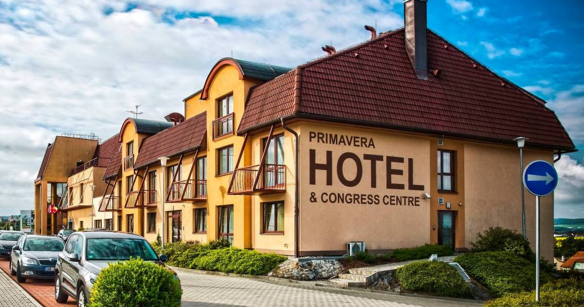Make cheap reservations at a hotel like Primavera Hotel and Congress Centre